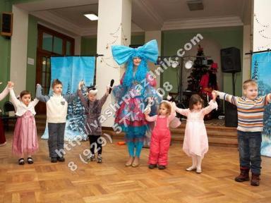 Организация детских праздников в Москве, Балашихе