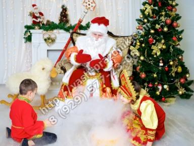 Дед Мороз в детский сад Бутово
