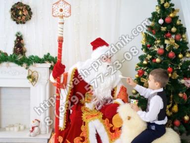 Дед Мороз в детский сад Химки
