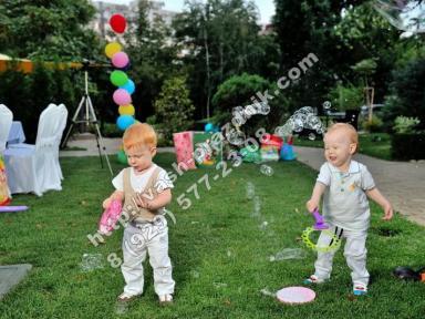 Организация детских праздников в Нахабино
