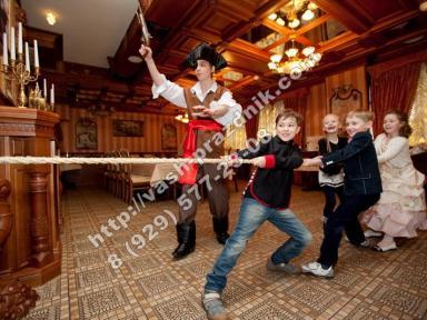 Организация детских праздников в Подольске, аниматоры в Подольске