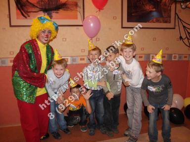 Организация детских праздников Молжановский район