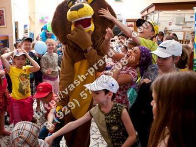 Организация детских праздников Северное Тушино