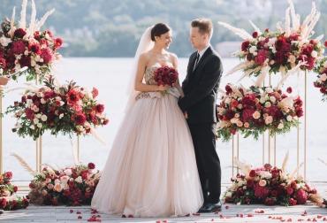 Проведение свадеб. Портфолио