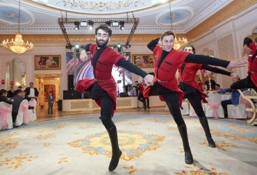 Фото кавказские танцы