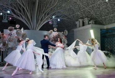 Фото балет на свадьбу