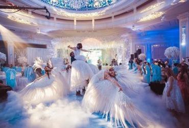Фото ангелы на свадьбу