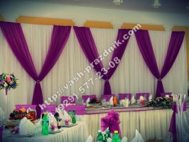 Свадебные арки, организация свадеб