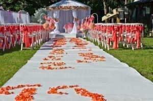 офорление свадьбы в Лобне