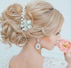 Свадебный парикмахер. Свадебные прически
