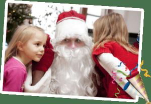 Дед Мороз и Снегурочка Реутов
